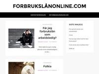 Forbrukslånonline.com