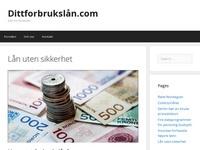 Dittforbrukslån.com