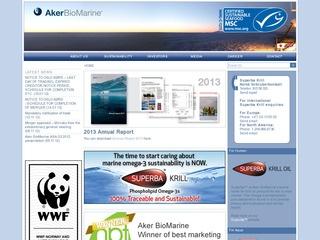 Akerbiomarine.com