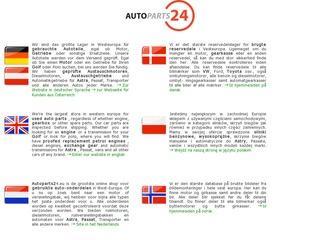 Autopart24.no