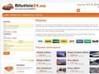 Bilutleie24.no