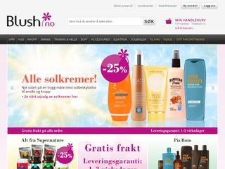 norsk nettside sminke Volda