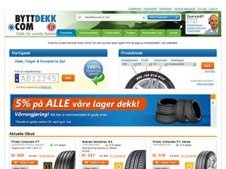 Byttdekk.com