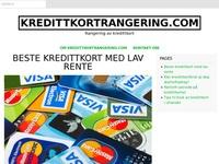 Kredittkortrangering.com