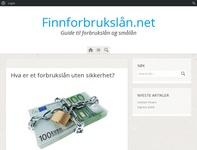 Finnforbrukslån.net
