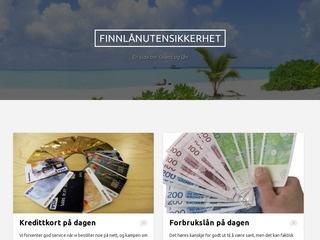 Finnlånutensikkerhet.com