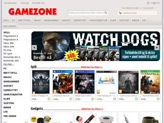 GameZone.no
