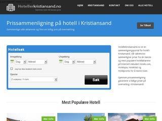Hotellerkristiansand.no