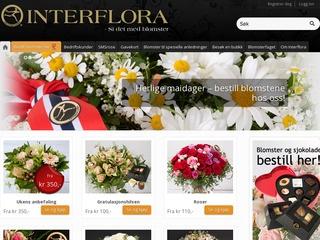 Interflora.no