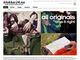Klokker24.no