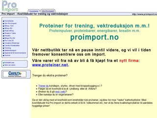 Proimport.no