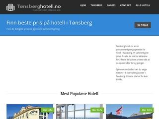 Tønsberghotell.no