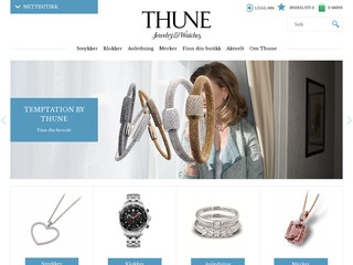 Thune.no