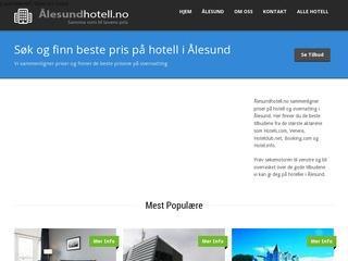 Ålesundhotell.no